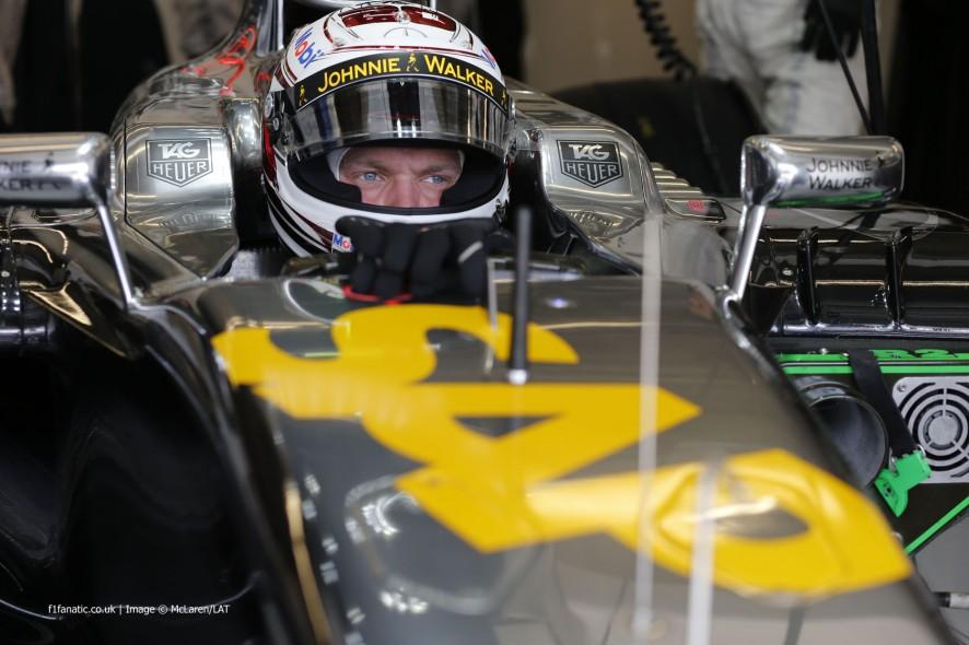 Kevin Magnussen, McLaren, Circuit of the Americas, 2014
