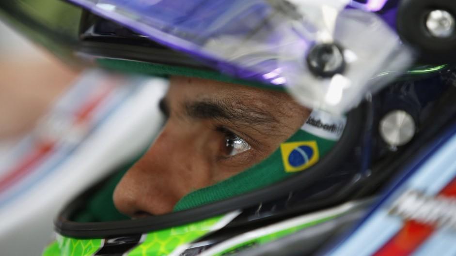 Felipe Massa, Williams, Interlagos, 2014