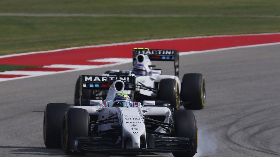 Felipe Massa, Williams, Circuit of the Americas, 2014