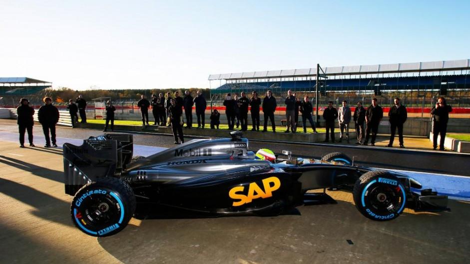 """First McLaren-Honda test """"went very well"""" – Boullier"""