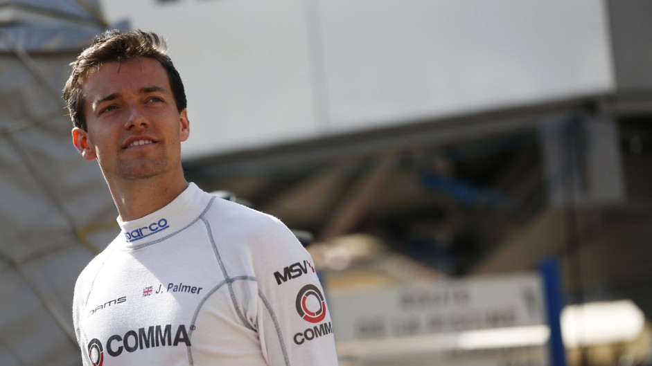 Palmer and Goddard get Force India tests