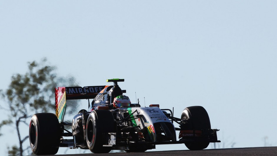 """Reckless"" Perez given seven-place grid penalty"
