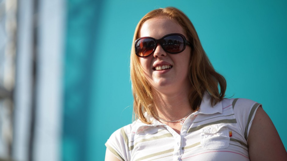 "Powell ready for ""massive step"" if she is handed F1 debut with Caterham"