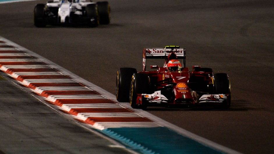 Rate the race: 2014 Abu Dhabi Grand Prix