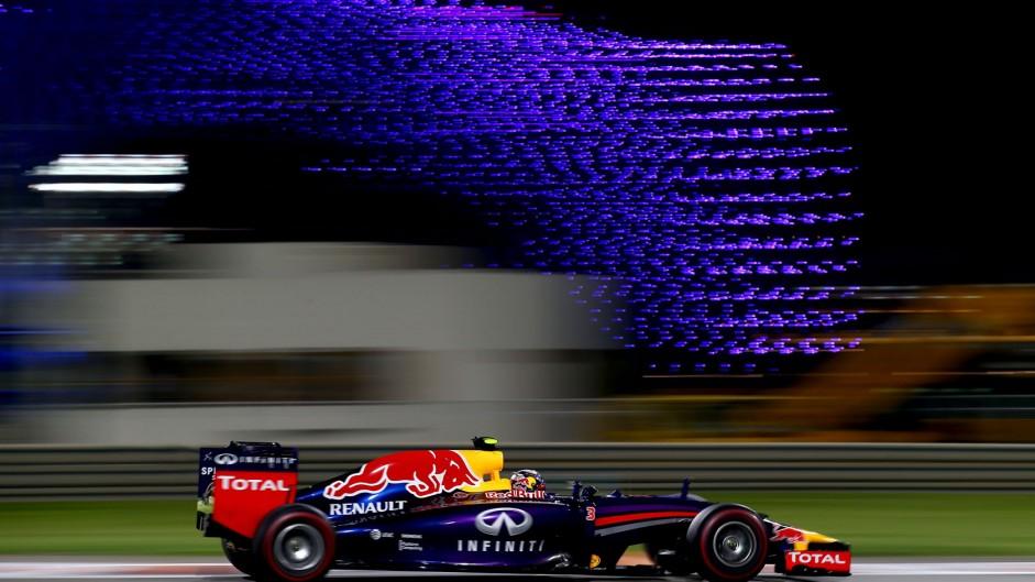 2014 Abu Dhabi Grand Prix Saturday in Tweets