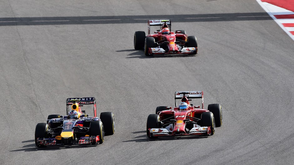 2014 United States Grand Prix in pictures
