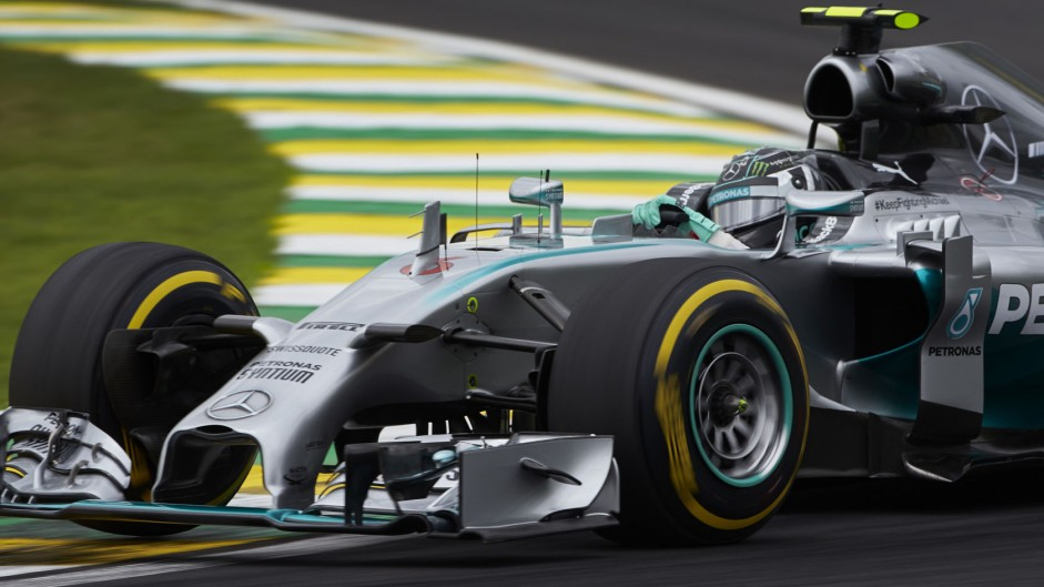 2014 Brazilian Grand Prix result