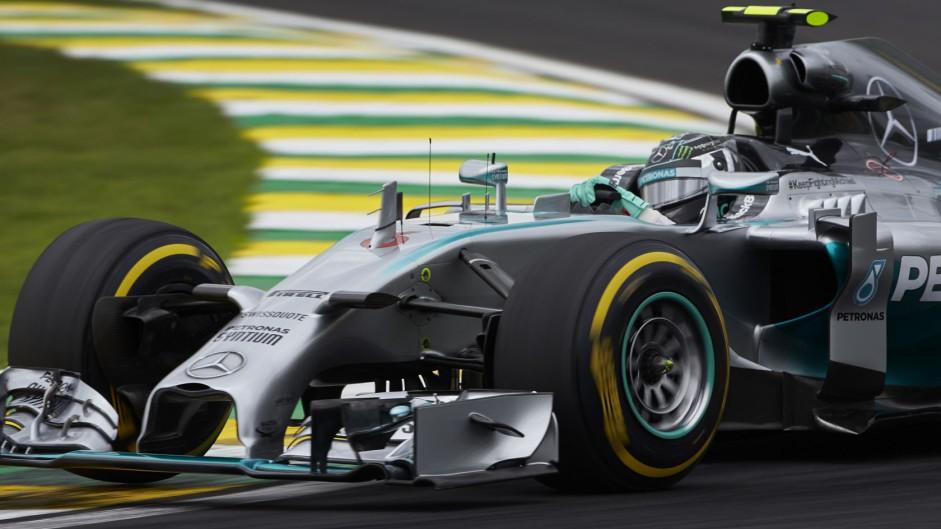 2014 Brazilian Grand Prix result