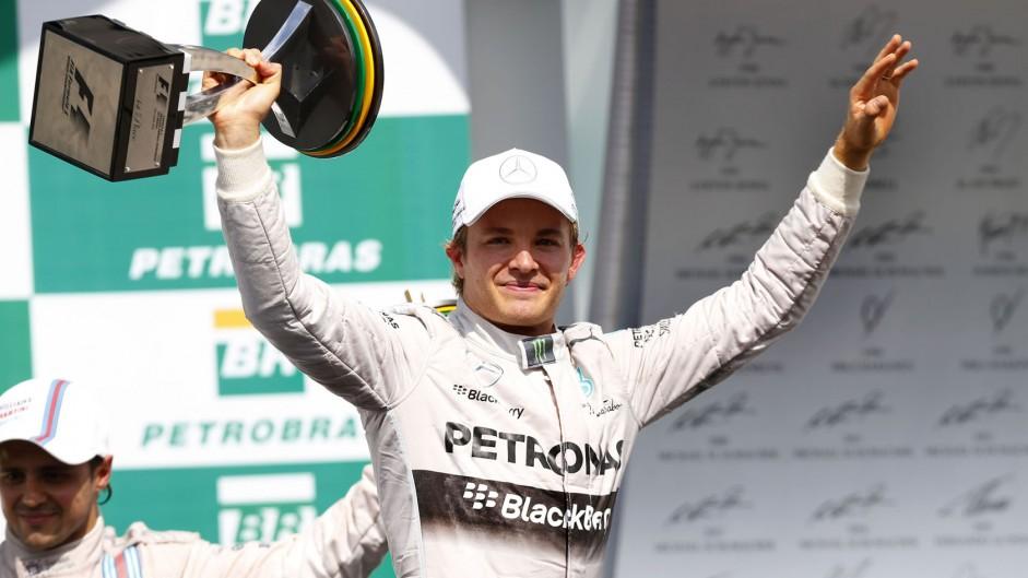 Rosberg wins, Hamilton spins – but keeps points lead