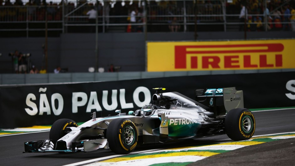 2014 Brazilian Grand Prix championship points
