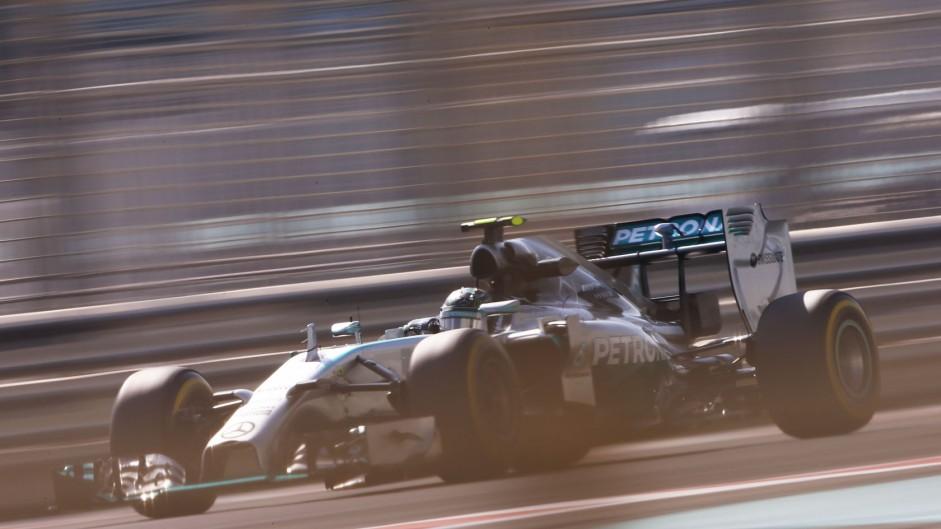 Rosberg pegs Hamilton back as practice ends