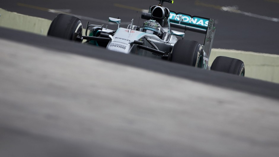 I've learned from Austin defeat – Rosberg