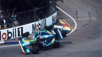 Michael Schumacher, Damon Hill, Adelaide, 1994