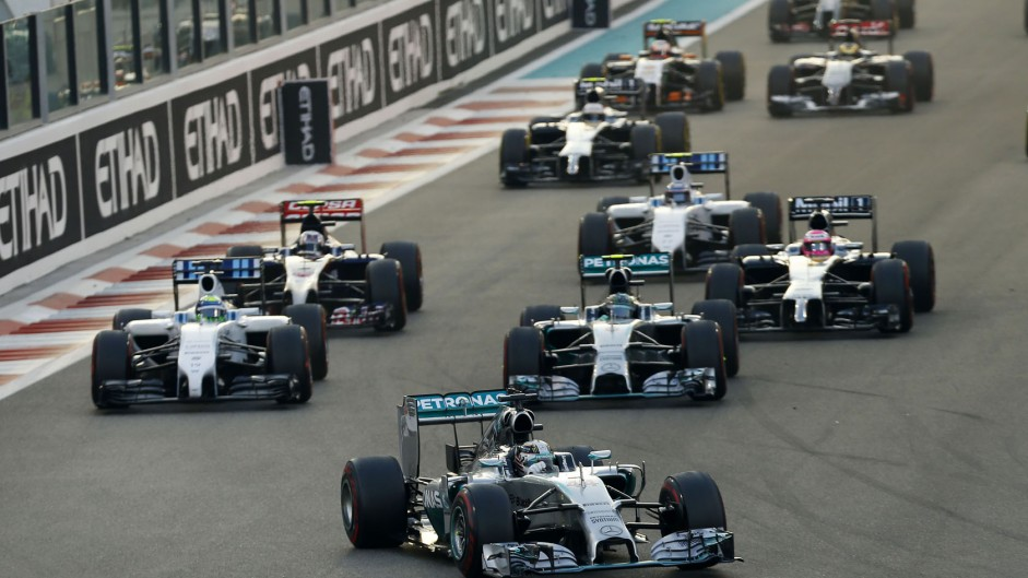 Vote for your Abu Dhabi GP Driver of the Weekend