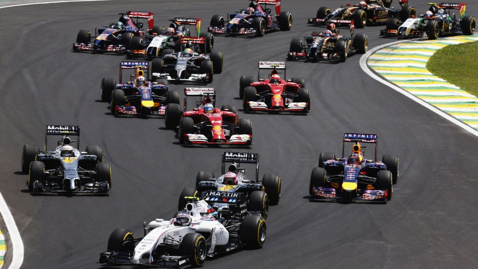 Vote for your 2014 Brazilian GP Driver of the Weekend