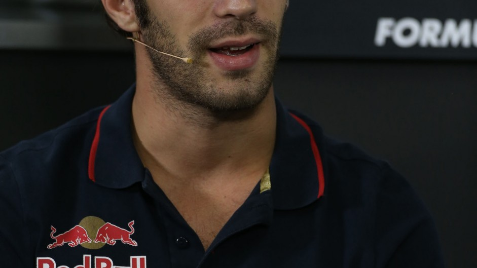 Jean-Eric Vergne, Toro Rosso, Interlagos, 2014