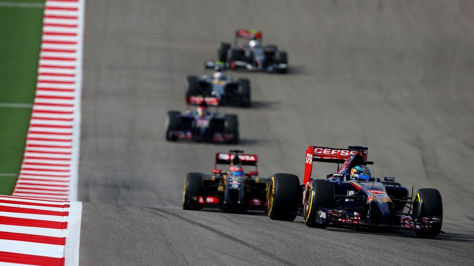 Vergne relegated to 10th by penalty for Grosjean pass