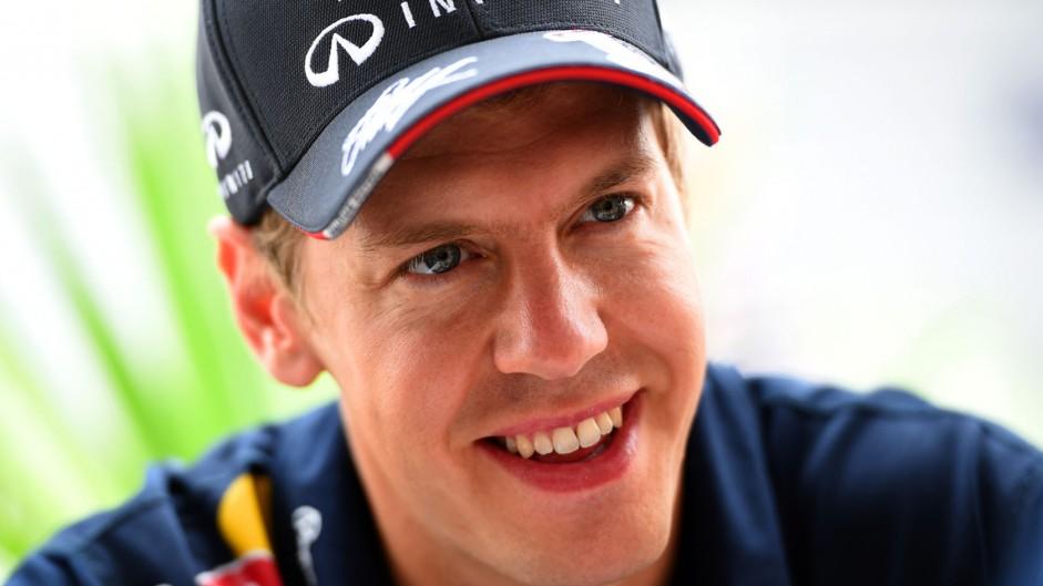 Sebastian Vettel, Red Bull, Interlagos, 2014