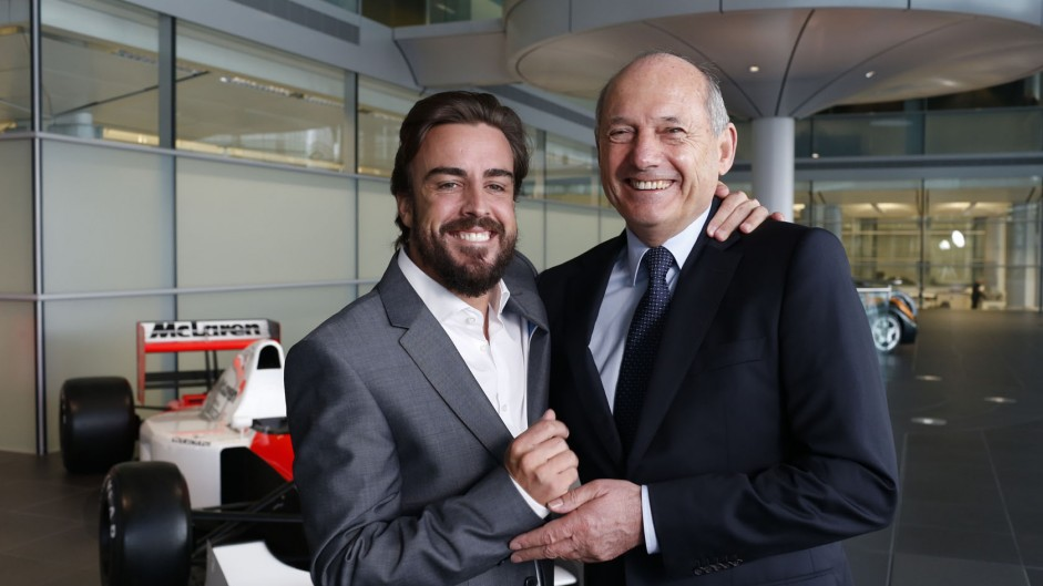 Alonso & Dennis have 'unfinished business' at McLaren