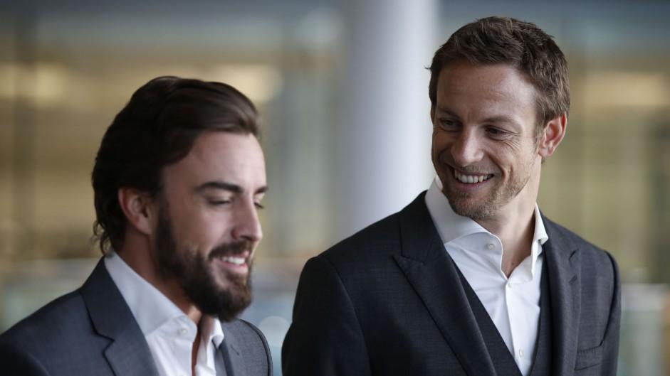 Button 'can kick Fernando's butt' – Dennis