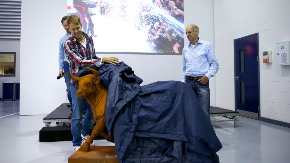 Vettel to get one of his title-winning cars – eventually