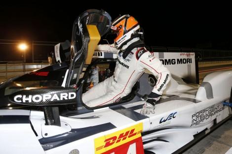 Nico Hulkenberg, Porsche 919, Motorland Aragon, 2014