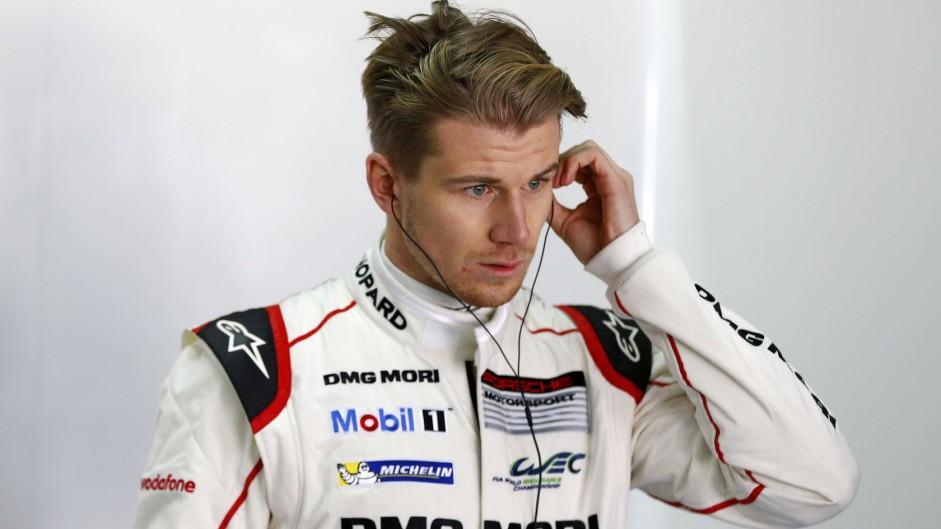 Nico Hulkenberg, Porsche, Motorland Aragon, 2014
