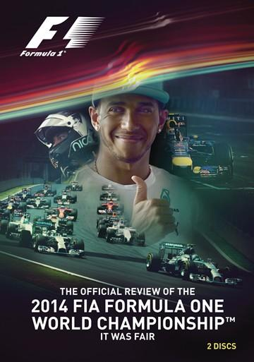 """It was fair"": The 2014 F1 season DVD reviewed"