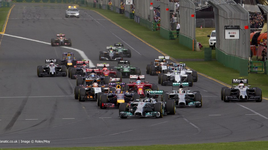 FIA issues revised 21-race 2016 F1 calendar