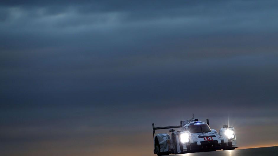 Porsche 919, Motorland Aragon, 2014