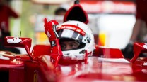 Sebastian Vettel, Ferrari, Fiorano, 2014