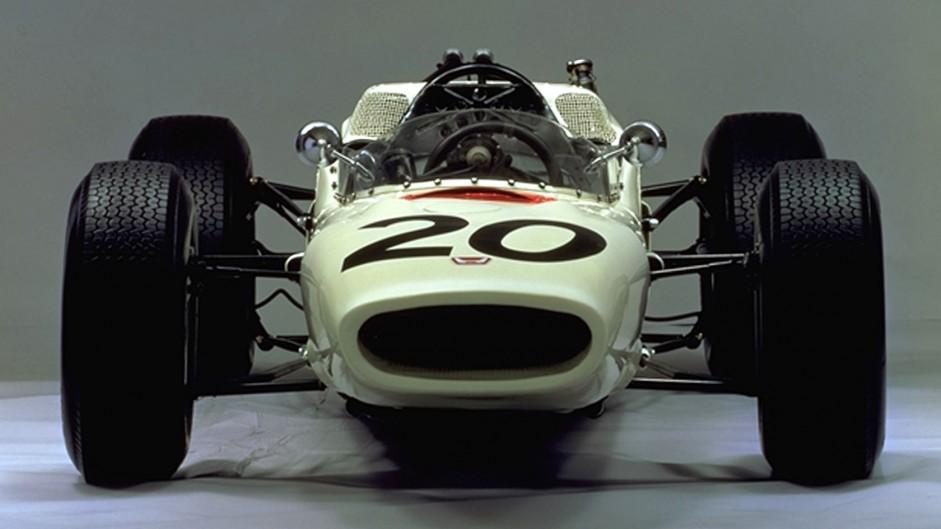 Honda RA271, 1964