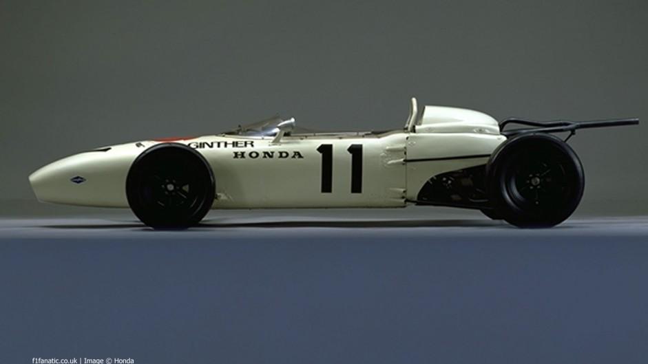 Honda RA272, 1964