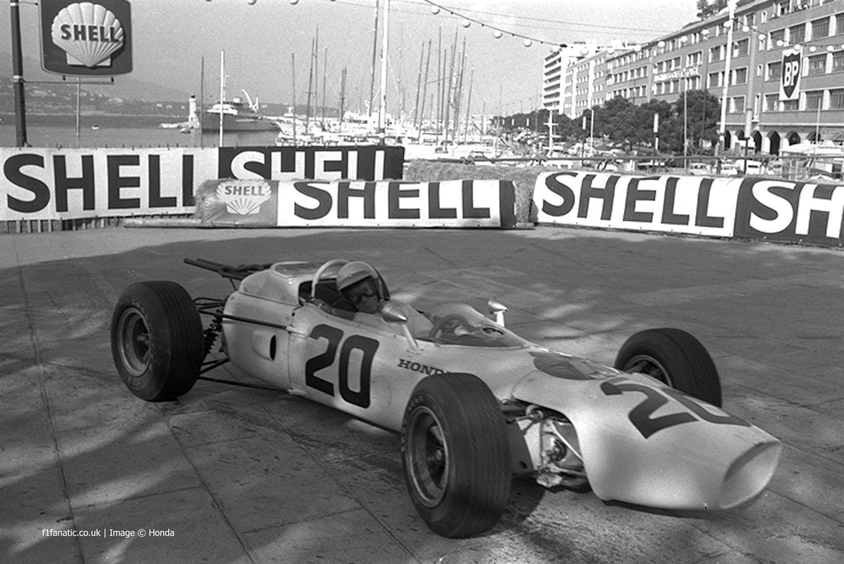 Race Car Jackets >> Ronnie Bucknum, Monte-Carlo, Monaco, Honda, 1965 · F1 Fanatic