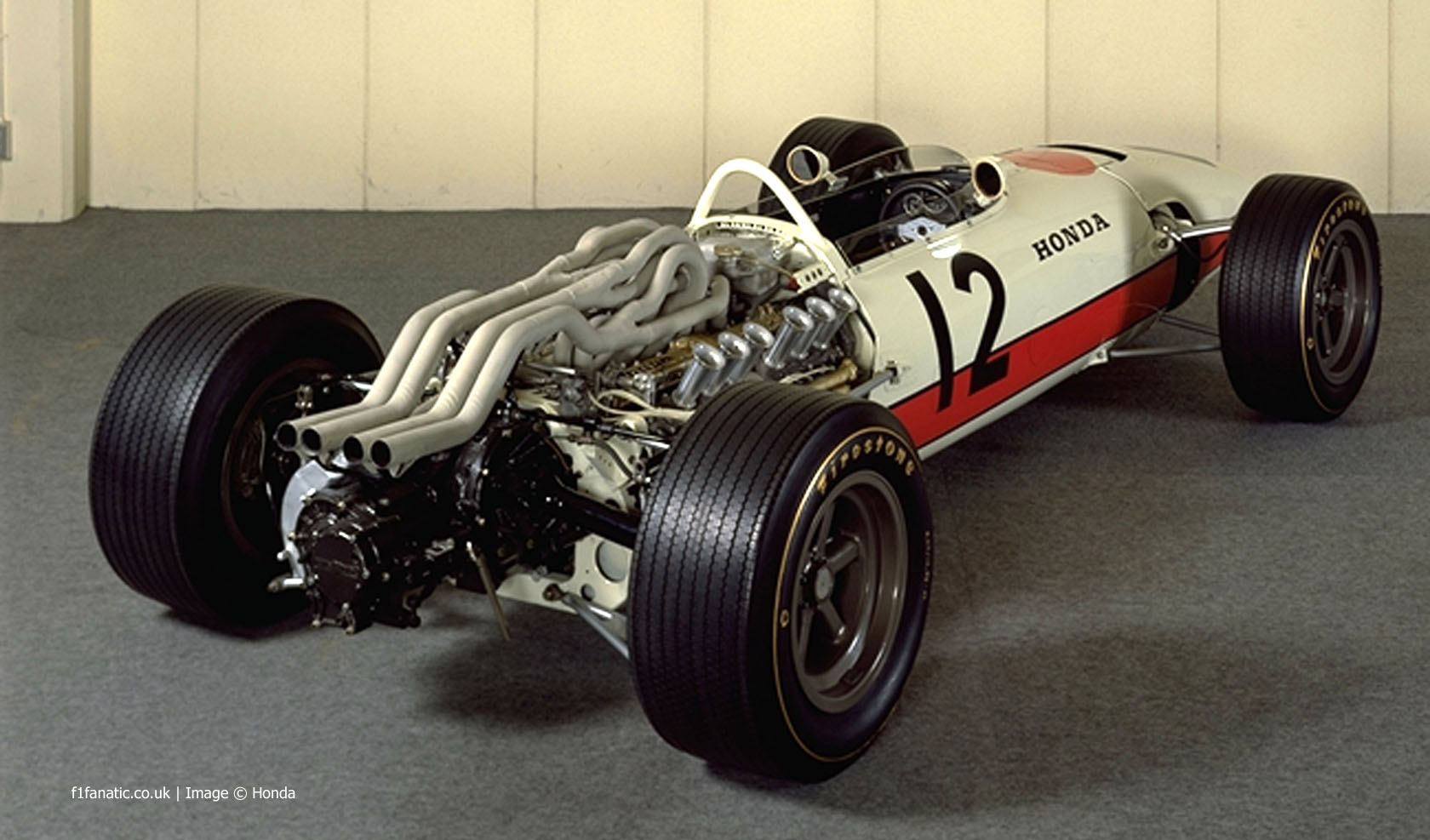 1966 HONDA F-1 GP Honda RA273, 1966