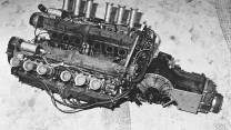 Honda RA300 engine, 1967