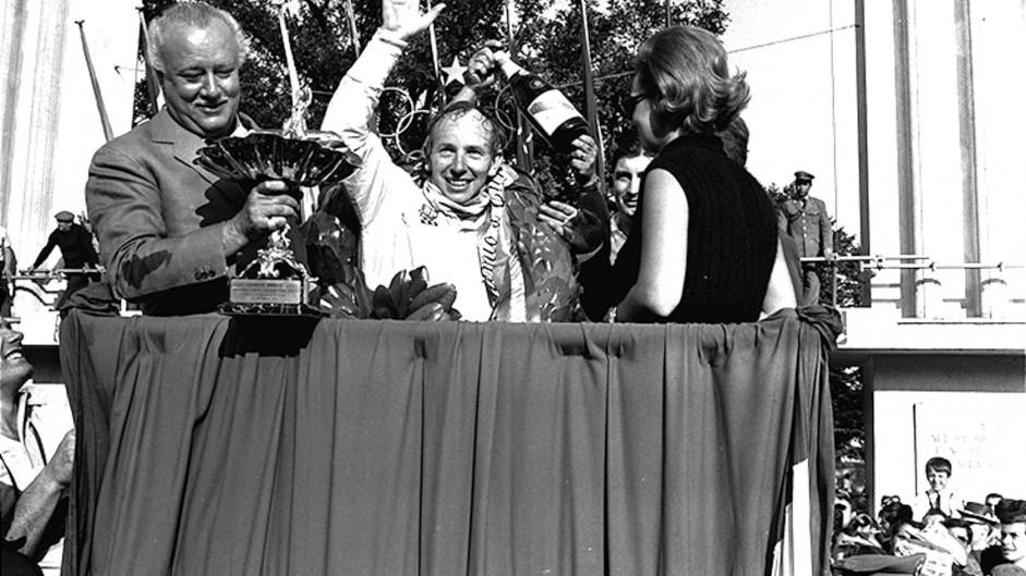 John Surtees, 1934-2017