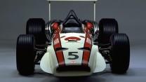 Honda RA301, 1968