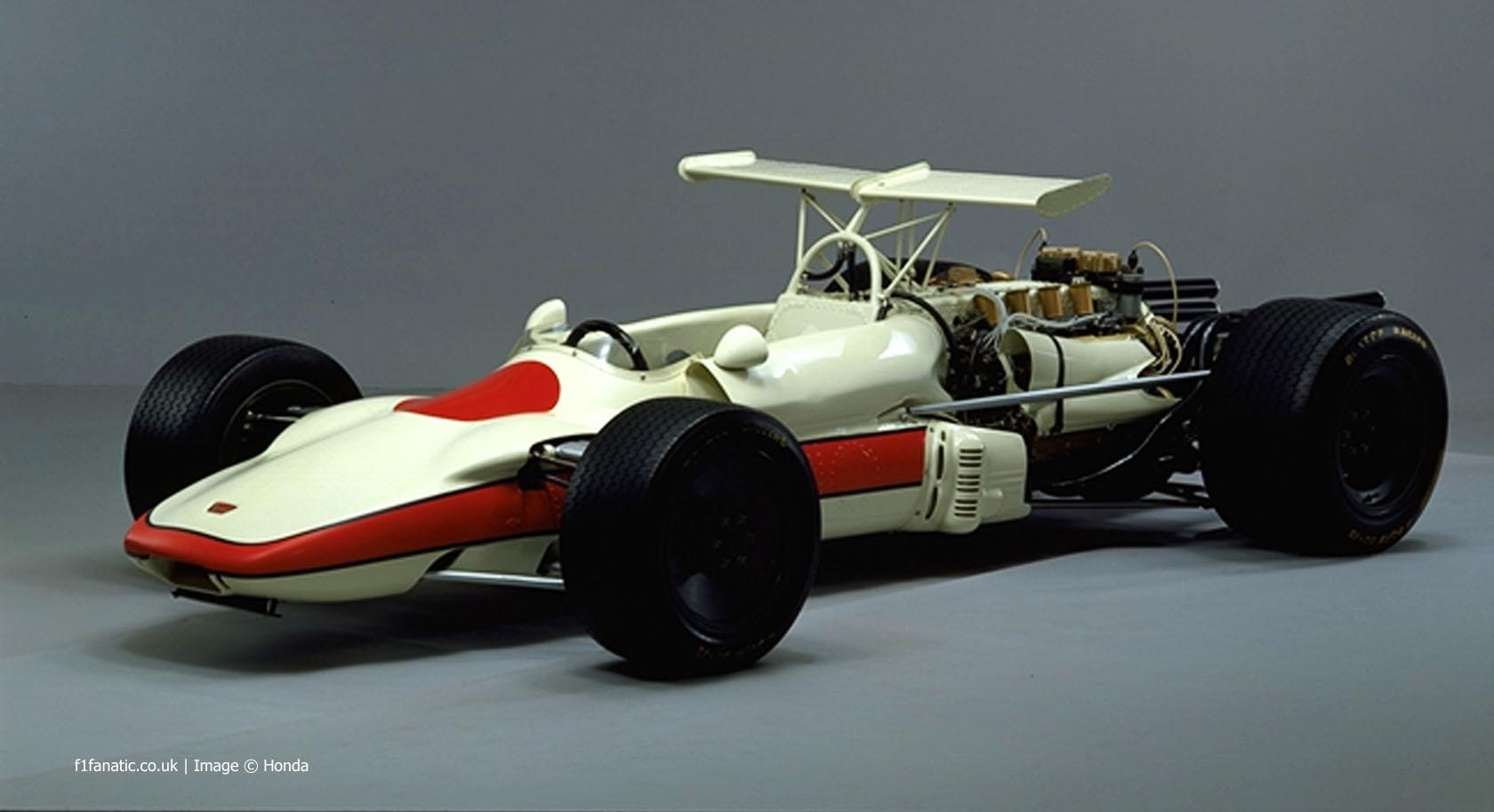 Honda Ra302 1968 F1 Fanatic