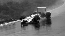 John Surtees, Honda RA301, Nurburgring, 1968