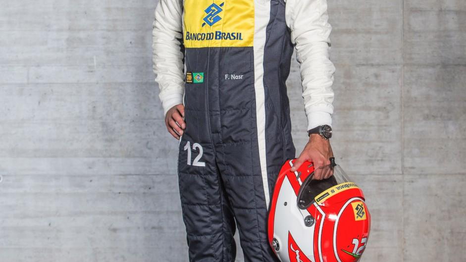 Felipe Nasr, Sauber, 2015