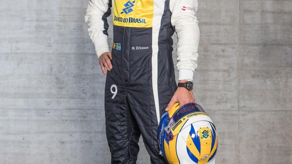 Marcus Ericsson, Sauber, 2015