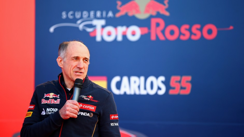 "Toro Rosso eye fifth place with ""best ever car"""