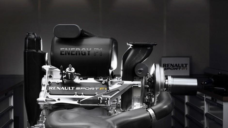 Renault Energy F1 2015 power unit