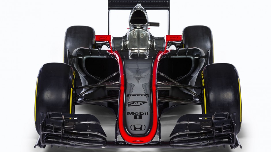 First pictures and video: McLaren MP4-30 revealed
