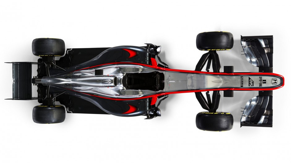 """Button encouraged by """"very different"""" new McLaren"""