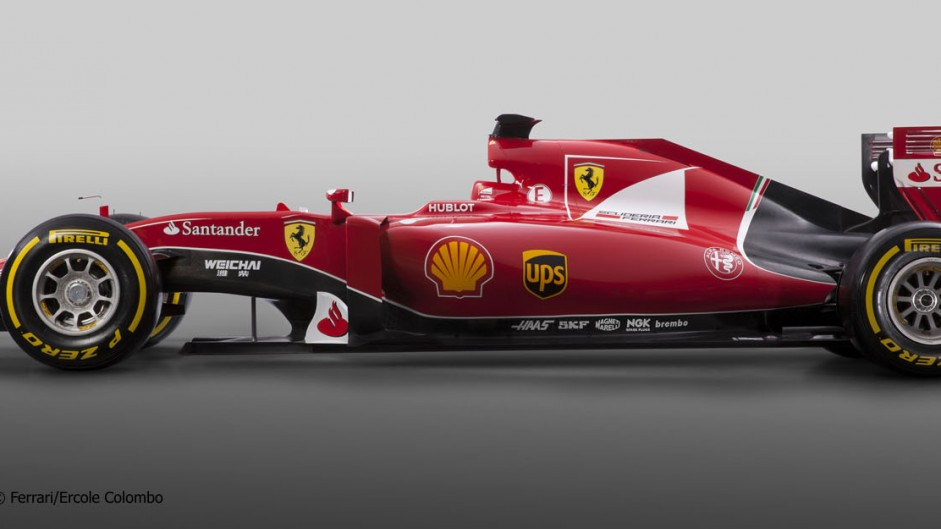 Ferrari SF-15T, 2015
