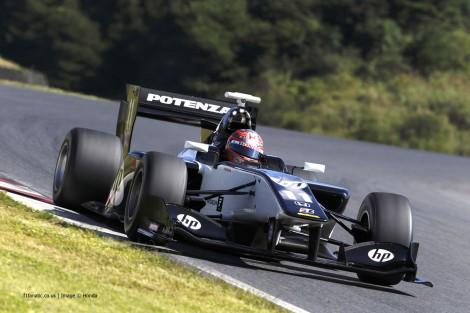 Vitantonio Liuzzi, Super Formula, Sugo, 2014