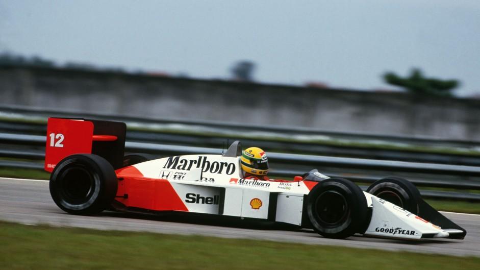 Matching Senna's wins tally feels unreal – Hamilton