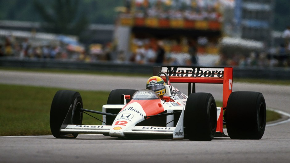 In pictures: McLaren's ten greatest 'MP4' cars